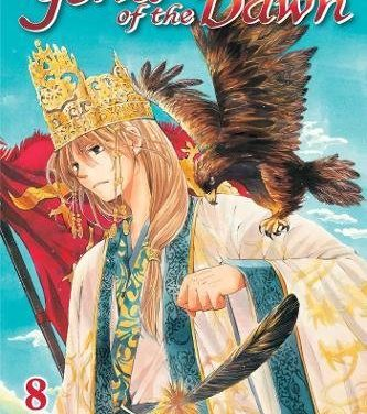 Yona of the Dawn, Vol. 8
