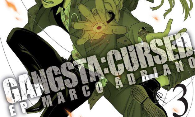 Gangsta: Cursed., Vol. 3