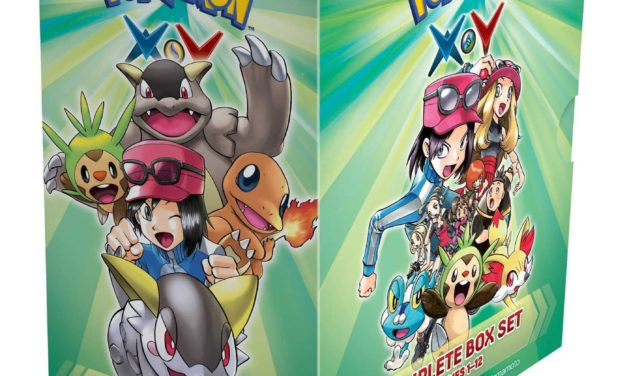 Pokémon X•Y Complete Box Set: Includes vols. 1-12 (Pokemon)