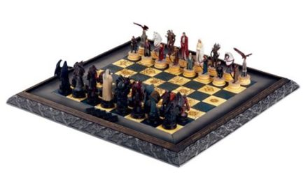 Lord of the Rings Chess Set #2 – Free Shipping