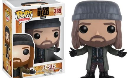 The Walking Dead Jesus Pop! Vinyl Figure