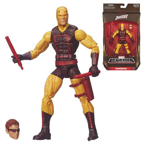 Marvel Legends Daredevil 6-Inch Action Figure