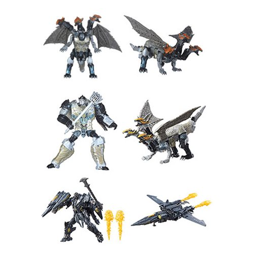 Transformers The Last Knight Premier Leader Wave 2 Case – Free Shipping
