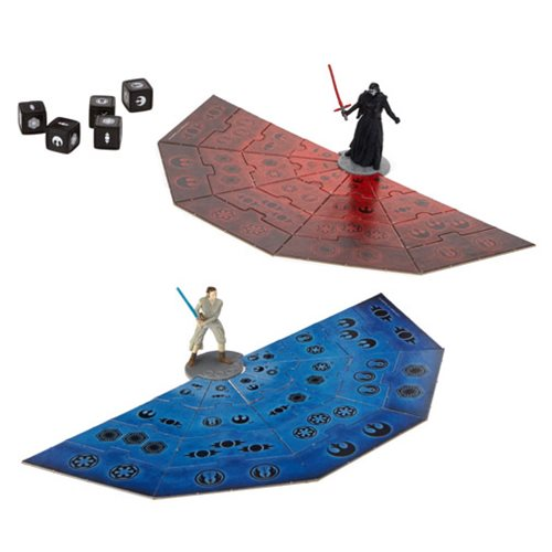 Star Wars Yahtzee Duels Game