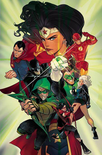 Green Arrow #31