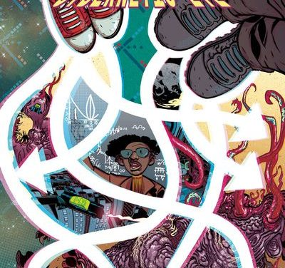 Cave Carson Has A Cybernetic Eye #12