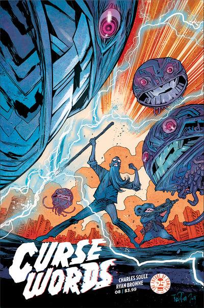 Curse Words #8 (Cover B – Harren)