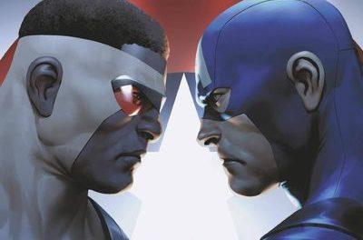 Captain America #25 (2nd Printing)