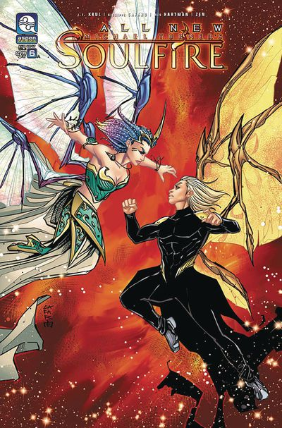 All New Soulfire #6 (Cover A – Cafaro)
