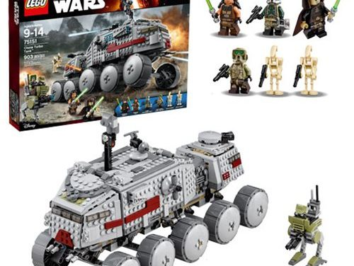 LEGO Star Wars 75151 Clone Turbo Tank – Free Shipping