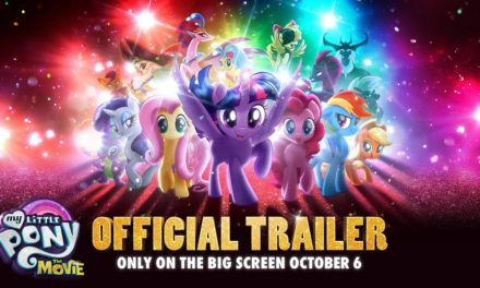 My Little Pony: The Movie (2017) Official Trailer