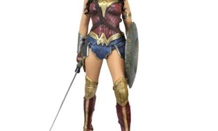 Wonder Woman Movie Life-Sized Foam Figure Replica