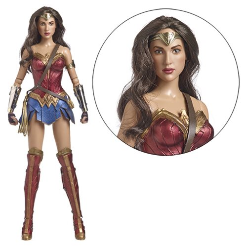 Wonder Woman Tonner Doll – Free Shipping