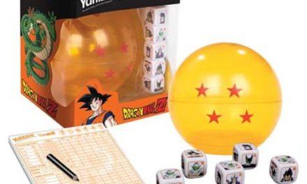 Dragon Ball Z Yahtzee