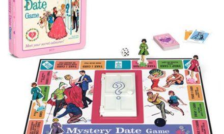 Mystery Date Nostalgia Tin Board Game