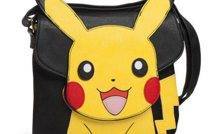 Pokémon Pikachu Crossbody Bag