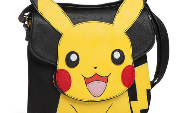 Pokémon Pikachu Crossbody Bag