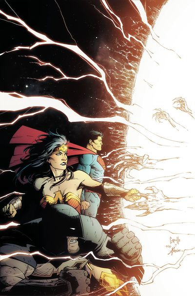 Dark Nights Metal #2 (of 6)