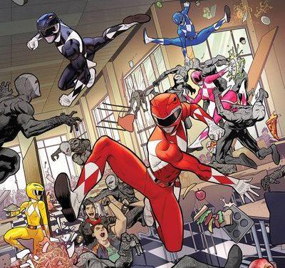 Go Go Power Rangers #3