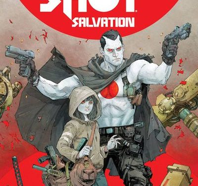 Bloodshot Salvation #1 (Cover A – Rocafort)