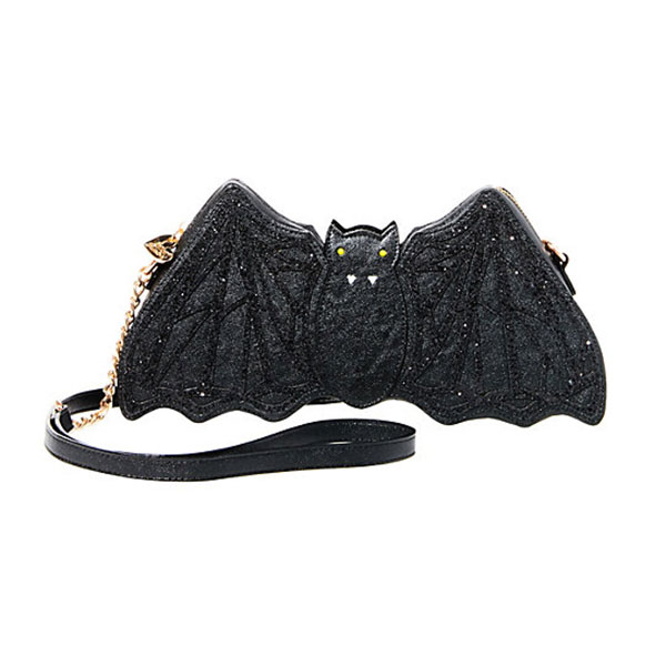 Betsey Johnson Going Batty Crossbody Purse