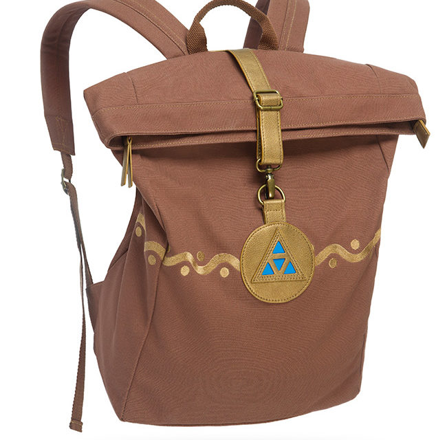 Zelda: Breath of the Wild Backpack