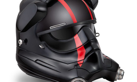 Star Wars First Order Special Forces TIE Pilot Helmet
