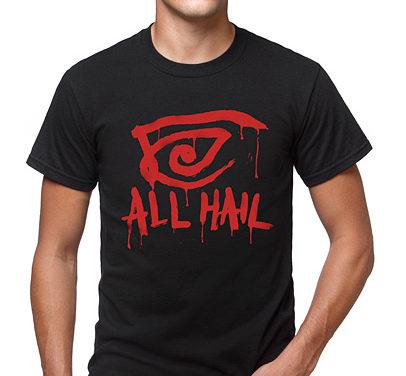 The Dark Tower All Hail T-Shirt