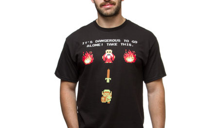 Legend of Zelda Be Prepared T-Shirt