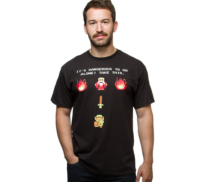 Legend of Zelda Be Prepared T-Shirt
