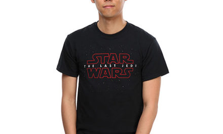 Star Wars: The Last Jedi Logo T-Shirt