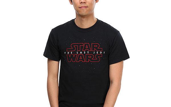 Star Wars: The Last Jedi Logo T-Shirt