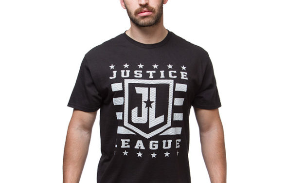 Justice League Logo T-Shirt
