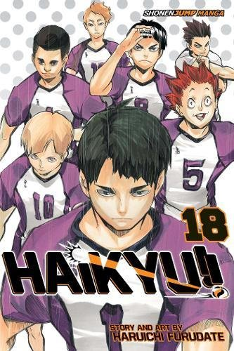 Haikyu!!, Vol. 18