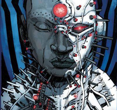 Cyborg #17