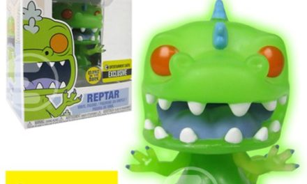 Rugrats Reptar Glow-in-the-Dark Pop! Vinyl Figure #227