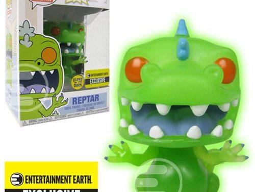 Rugrats Reptar Glow-in-the-Dark Pop! Vinyl Figure #227