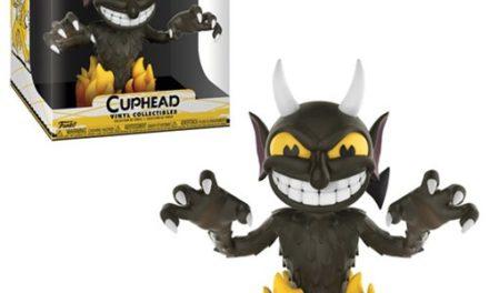 Cuphead The Devil 6-Inch Vinyl Figure