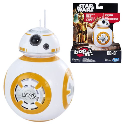 Star Wars BB-8 Edition Bop It! Game