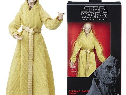 Star Wars The Black Series Supreme Leader Snoke 6-Inch Action Figure
