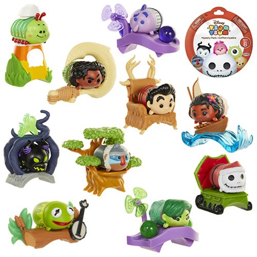 Disney Tsum Tsum Blind Pack Mini Figures Wave 8 Case
