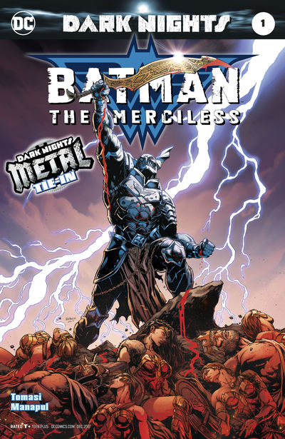 Batman The Merciless (One shot)