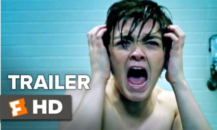 The New Mutants Trailer #1 (2018)