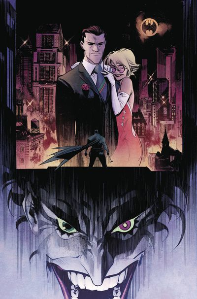 Batman White Knight #1 (of 7)