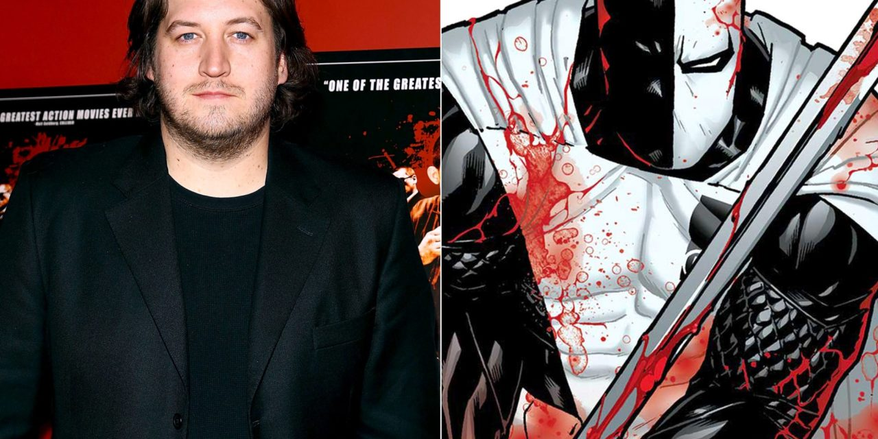 Deathstroke DC Supervillain Movie in the Works with The Raid Director Gareth Evans