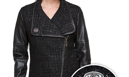 Star Wars Black BB-8 Hooded Moto Jacket