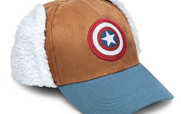 Marvel Captain America Winter Hat – Exclusive