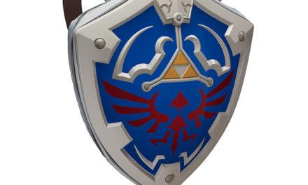 Legend of Zelda Hylian Shield Backpack