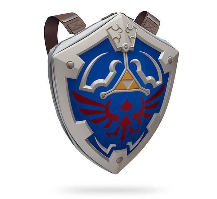 Legend of Zelda Hylian Shield Backpack