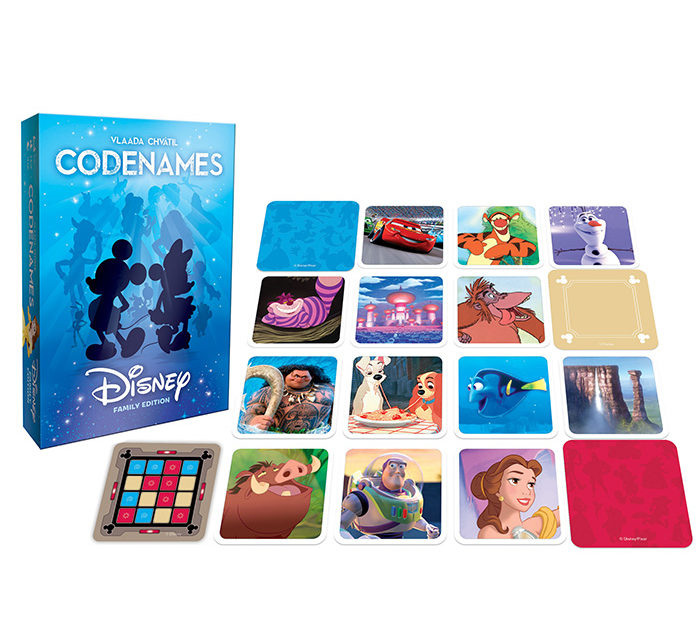 Codenames – Disney Family Edition
